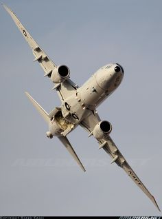 Boeing P-8A Poseidon (737-8FV) - USA - Navy | Aviation Photo #2368210 | Airliners.net