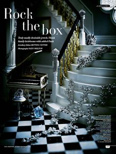 Dolls-house-grand- designs.co.uk £2million diamond display in one of our houses