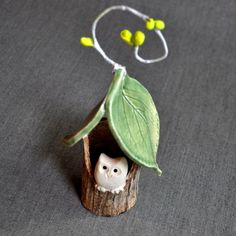 Owl House Christmas ornament  2012 Neon Christmas collection    @nan pall, i want this. please o please o please!