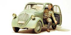 Fiat 500 A Topolino 1937