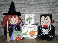 Image detail for -cute craft ideas and some tips Painted Bricks Crafts, Brick Crafts, Painted Pavers, Stone Crafts, Painted Rocks, Cement Pavers, Brick Pavers, Concrete Bricks, Halloween Rocks