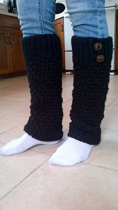 Ravelry: Stylish Cozy Legwarmers pattern by Crochet Gypsy