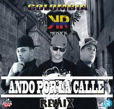 Mr Prado ✘ Ando Por La Calle Remix Ft Alkapon & Falkon