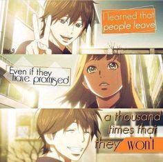Anime : Orange