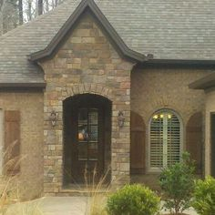 1000 images about stone brick combos on pinterest for Brick stone combinations