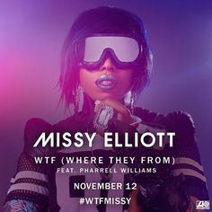 WTF is a Certified Bangah! All the Old Heads are like We buy Music too! #thisisthejam #missyelliot #bangah #hiphop #wheretheyfrom #wtfmissy #@trendychic215