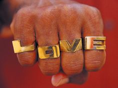 A fistful of love