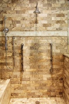bathroom shower ideas on rustic bathroom walk in shower tile