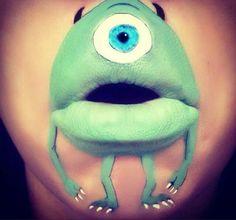 As incríveis maquiagens de Laura Jenkinson
