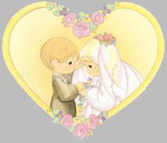 precious moments boda