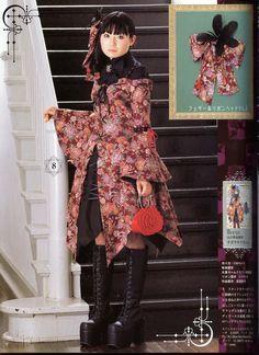 Wa-lolita outfit