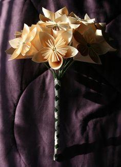 Oragami Bouquet