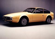 1969 Alfa Romeo Giulia Coupe GT Junior Z