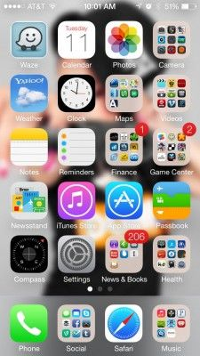 iOS7-Is the upgrade a big improvement or a big disappointment?