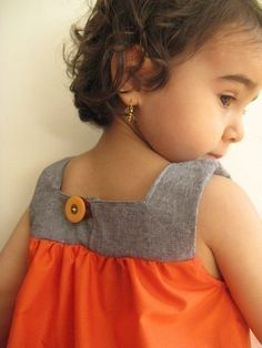 The MANGO dress-INSTANT download 12m to 6T Easy sewing