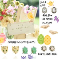 Happy Easter from your Chloe + Isabel personal stylist! Have a lovely holiday!   Find your sparkle at www.chloeandisabel.com/boutique/lisab!