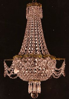 Best cheap chandeliers crystal crafts pinterest chandeliers lampara imperio 4 aloadofball Choice Image