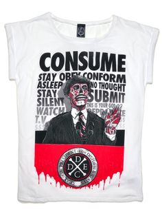 Disturbia Clothing - Consume