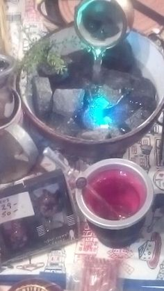 Fuente de agua deco dhatma