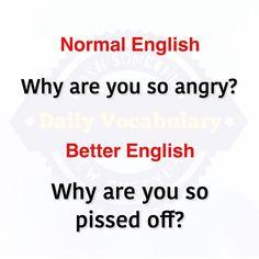 English Learning Spoken, Teaching English Grammar, English Writing Skills, English Language Learning, English Sentences, English Idioms, English Phrases, English Lessons, Interesting English Words
