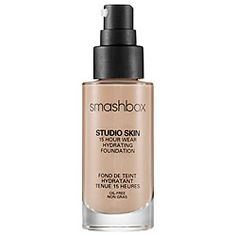 Smashbox - Studio Skin 15 Hour Wear Foundation  #sephora  best foundation ever