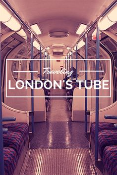 Travel the Tube like a true local in #London