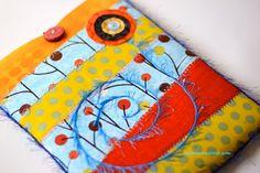 iPad Cover - Polka Dots and Chevrons. via taradaramadeit.etsy.com