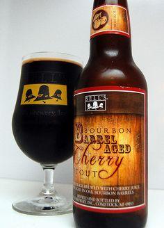 Bells Bourbon Barrel Aged Cherry Stout -   3.91 -  www.ratebeer.com/beer/bells-bourbon-barrel-aged-cherry-stout/63245/
