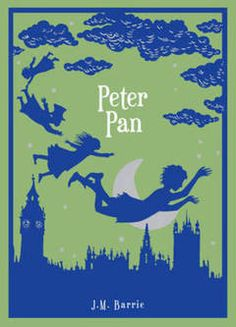 Peter Pan by J. M. Barrie  This book was so great! It was actually much funnier than I thought it would be. Definitely a light read for a rainy day stuck inside.