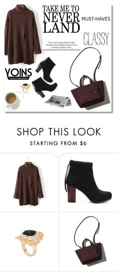 """""""www.yoins.com"""" by mery1991 ❤ liked on Polyvore featuring Michael Kors and yoins"""