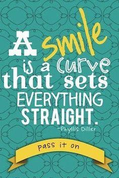 Smile quote  http://www.westlakesmiledesign.com