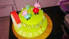 Le follie di Giulia: Peppa Pig - Altra amica, altro bimbo, altra torta....