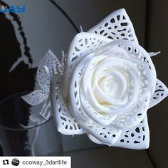 Very pretty printed flower. This is something I wll like to...