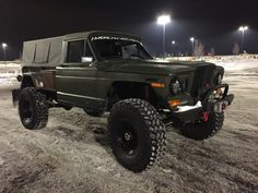 1962 Willys Wagon Build - Page 50 - : and Off-Road Forum Jeep Pickup, Jeep Truck, Military Paint, Hunting Truck, 4x4, Jeep Gear, Willys Wagon, Triumph Bobber, Old Jeep
