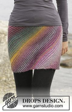 Ravelry: 156-7 Late Summer Night's Dream pattern by DROPS design