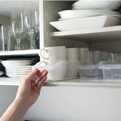 100均アイテムを活用して食器を収納すれば、スッキリ使いやすく!(暮らしニスタ) - goo ニュース