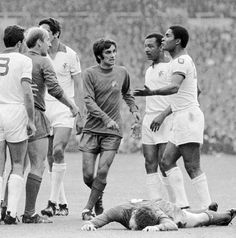 Manchester United v Benfica, 1968 European Cup Final.