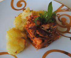 Ropavieja y patatas al horno rústicas