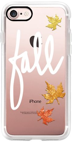 Casetify iPhone 7 Classic Grip Case - Fall by Emanuela Carratoni #Casetify