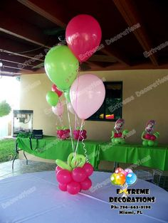 Party Decorations Miami | Balloon Sculptures. #balloon centerpiece #balloon-centerpiece  #balloon decor #balloon-decor #balloon decoration #balloon-decoration
