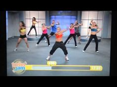 ▶ AB JAM STANDING WORKOUT - YouTube