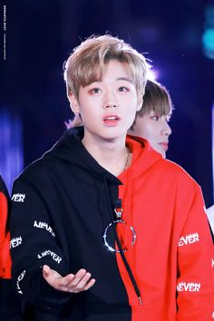 041117 Park Jihoon at PyeongChang Dream Concert 2017 Cr. On pic Yoonmin, Jinyoung, K Pop, Namjoon, Hoseok, Bae, Cho Chang, Dream Concert, Guan Lin