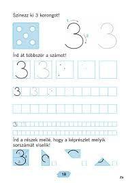 """Képtalálat a következőre: """"számvázoló mozaik"""" Preschool Math, Kindergarten Worksheets, Home Learning, Early Learning, Reception Class, Alphabet, Reading, First Grade, School"""