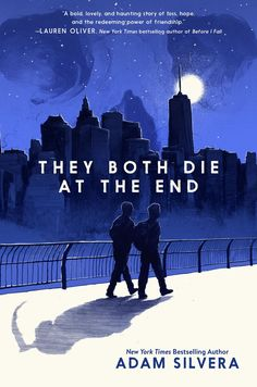 Books To Read | Books For Young Adults | 'They Both Die at the End' by Adam Silvera