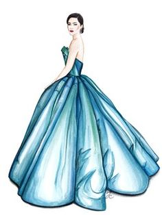 Dress for Evening