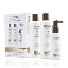 Nioxin 3 Part Hair System Kit 3