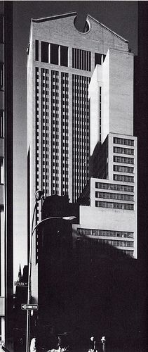 """#Architecture on #Pinterest """"The AT building. May 1984"""""""
