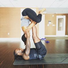 Ace Hood & Shelah Marie On How Partner Yoga Has Changed Their Relationship