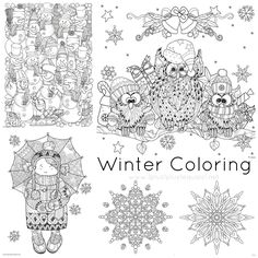 Just Color! ~ Free Coloring Printables. Ones for all holidays and events...even camping. AWESOME