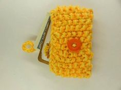 iPhone Cover Card Holder Business Card Case Hand by toppytoppy, $10.00